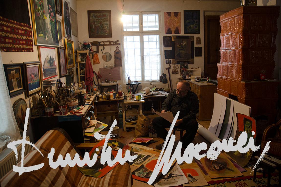 pictor Dumitru Macovei, artist plastic