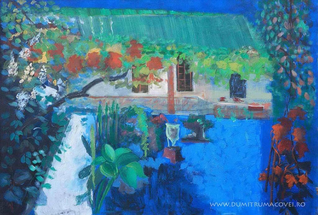 pictor Dumitru Macovei, Casa