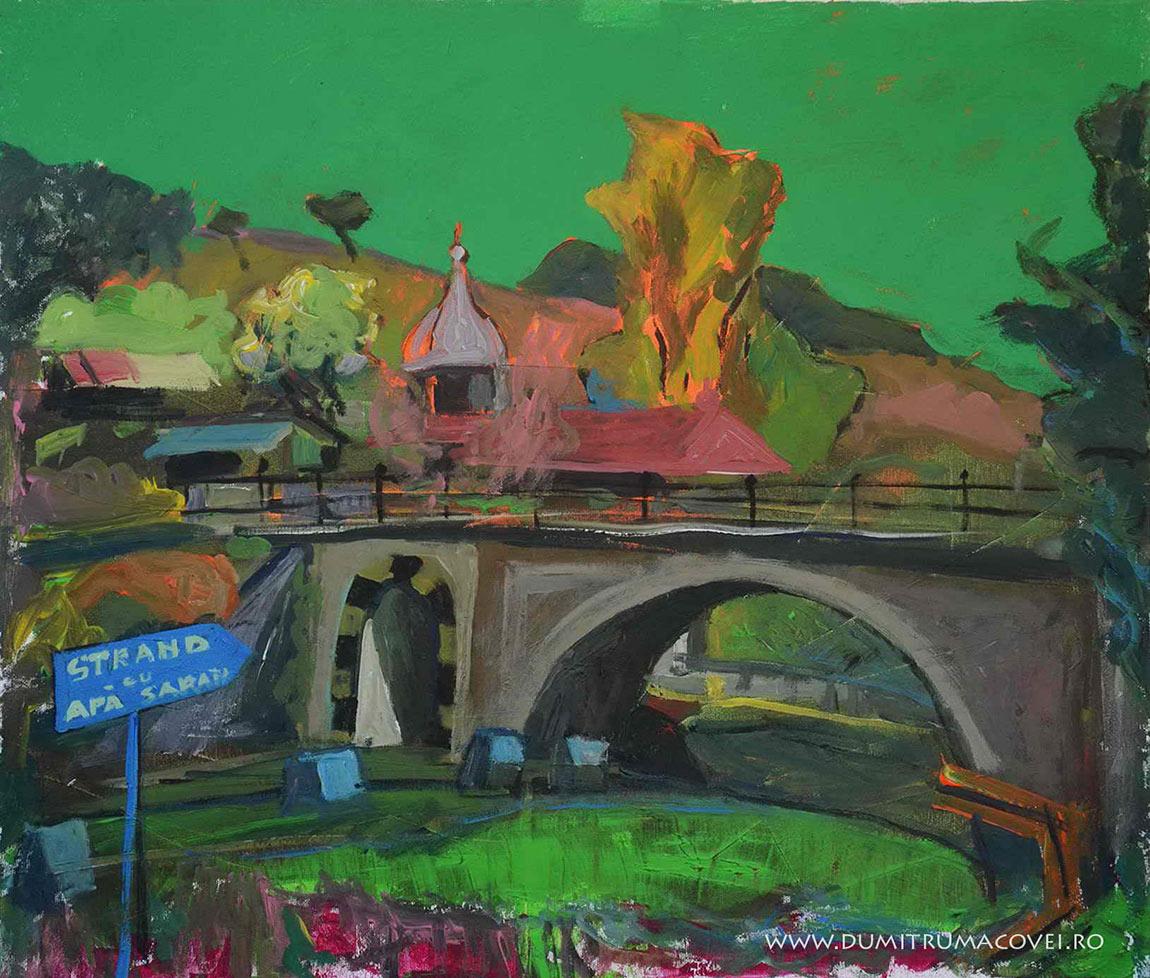 pictor Dumitru Macovei, Spre Strand