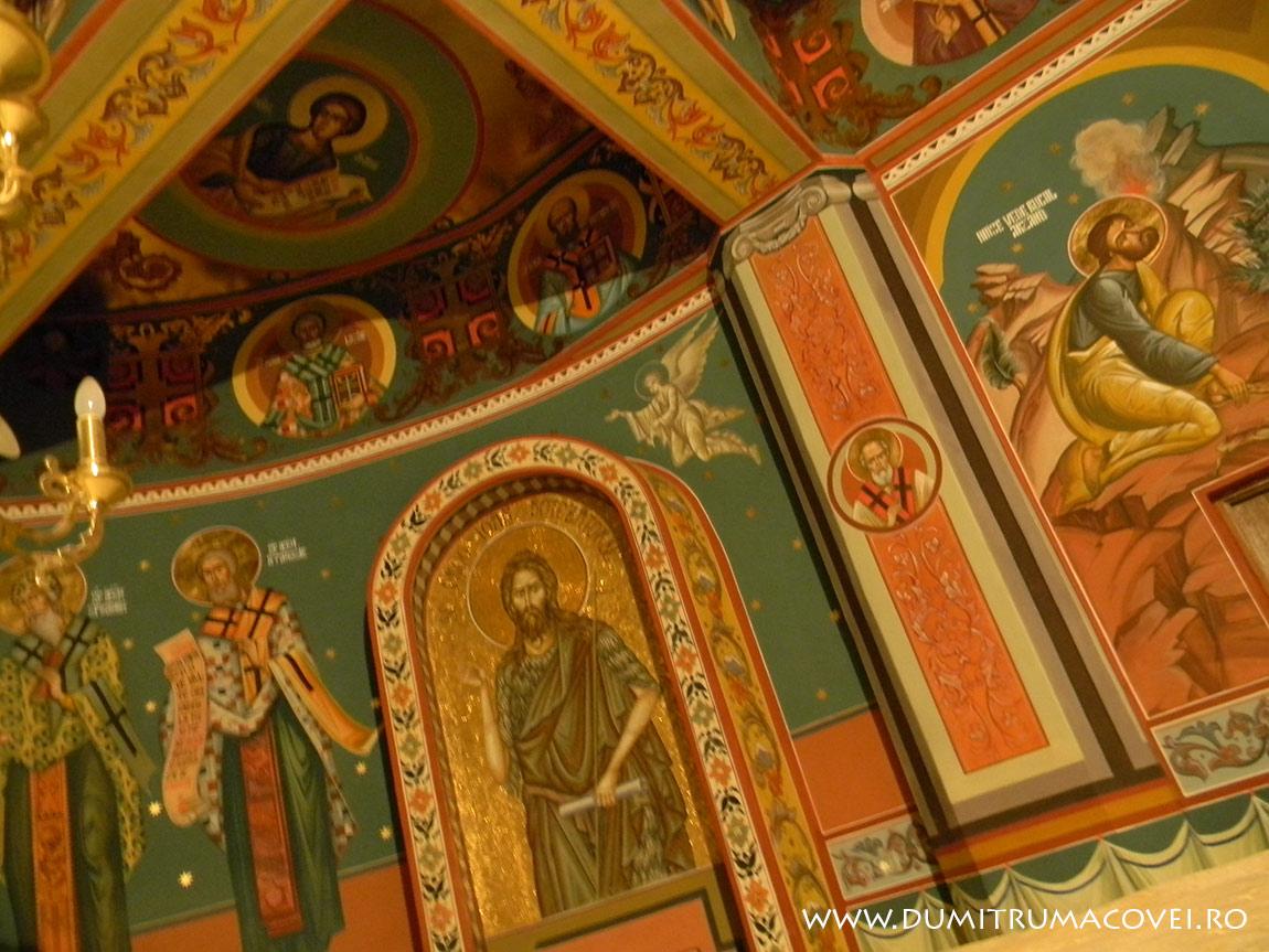 pictor Dumitru Macovei, Capela Catedralei Sfanta Treime, Arad II