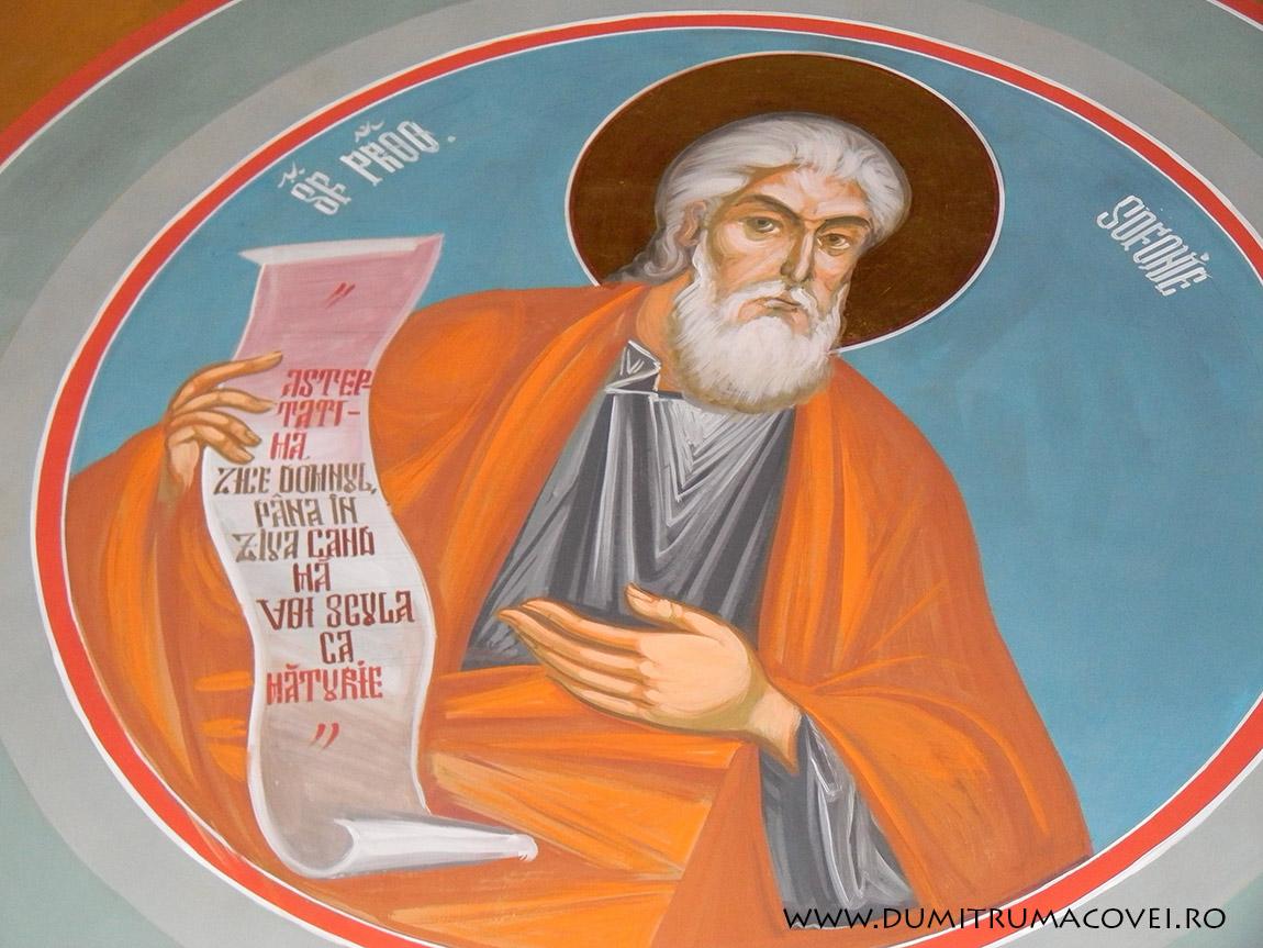 pictor Dumitru Macovei, Capela Catedralei Sfanta Treime, Arad III