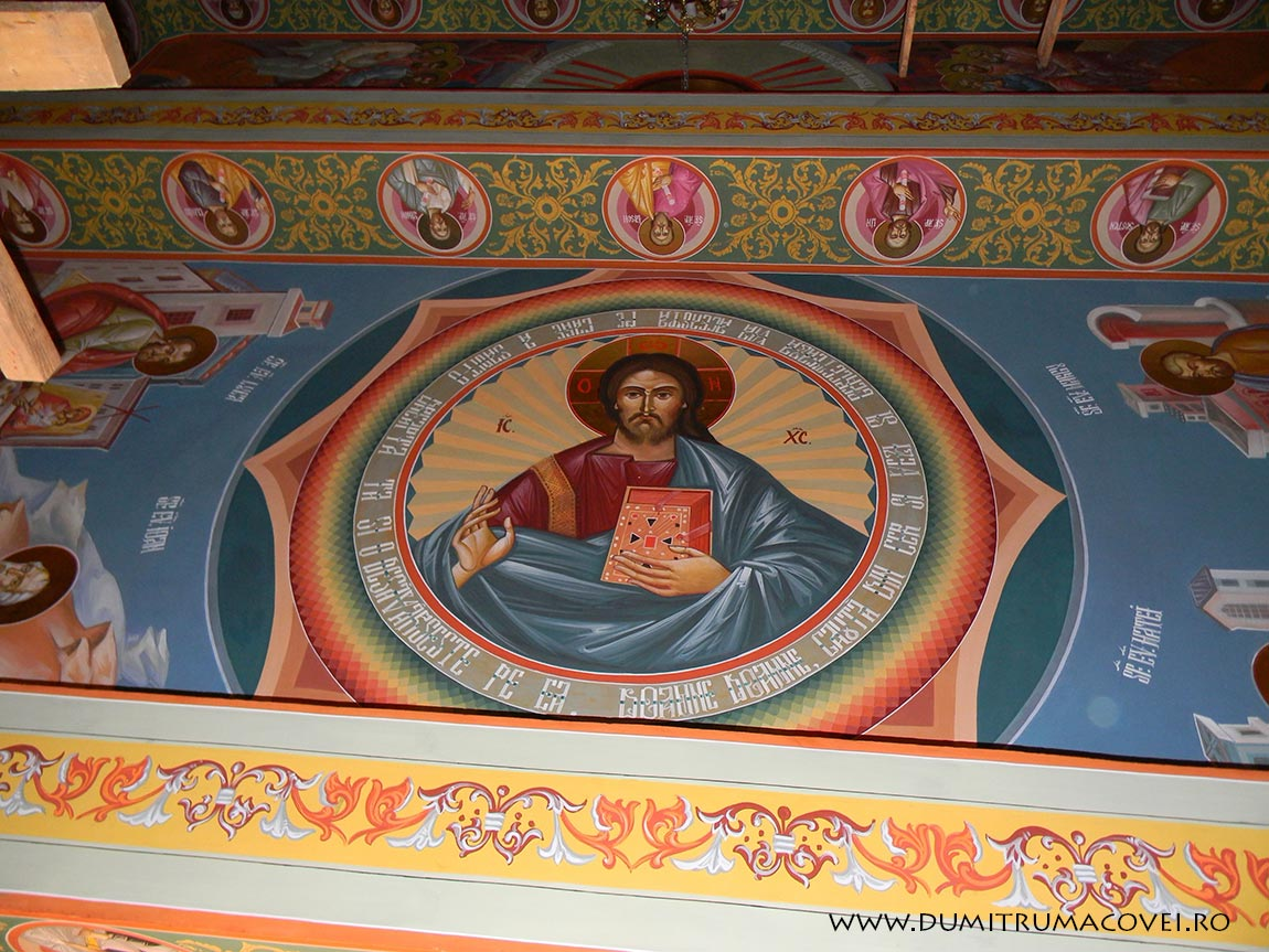 pictor Dumitru Macovei, Capela Catedralei Sfanta Treime, Arad IV