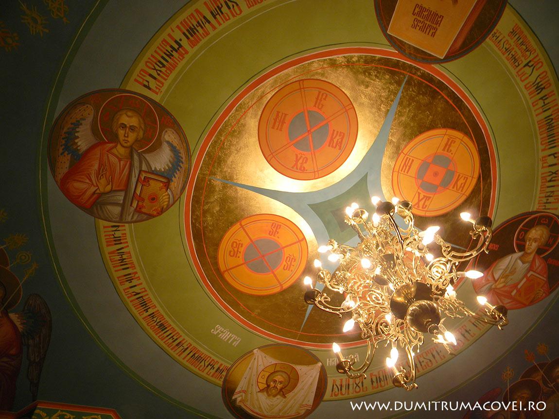 pictor Dumitru Macovei, Capela Catedralei Sfanta Treime, Arad V