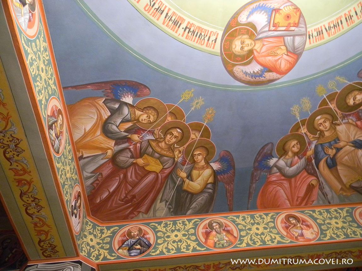 pictor Dumitru Macovei, Capela Catedralei Sfanta Treime, Arad