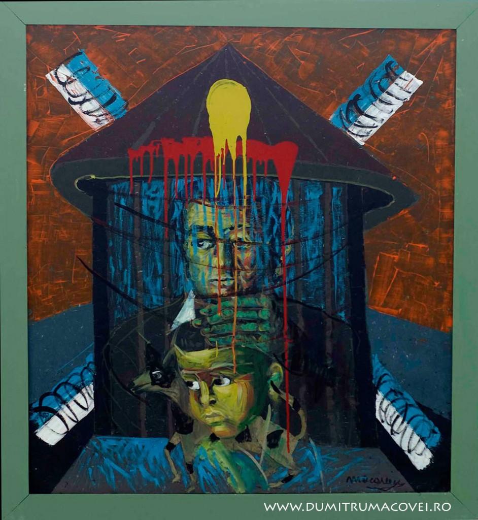 pictor Dumitru Macovei, Moara lui Califar