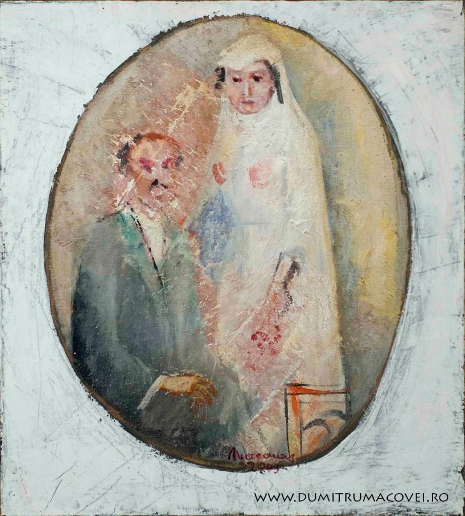 pictor Dumitru Macovei, O lume de altadata II