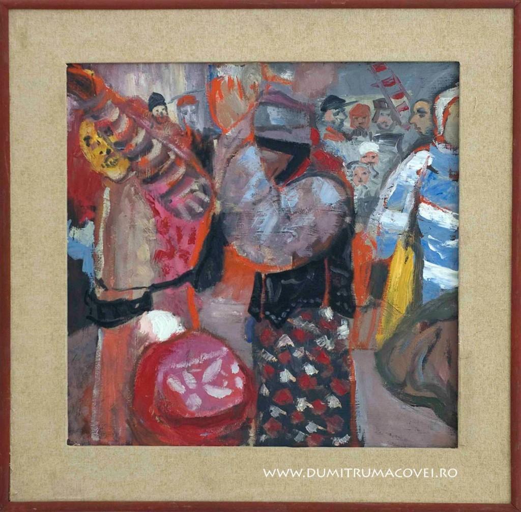pictor Dumitru Macovei, ritual III