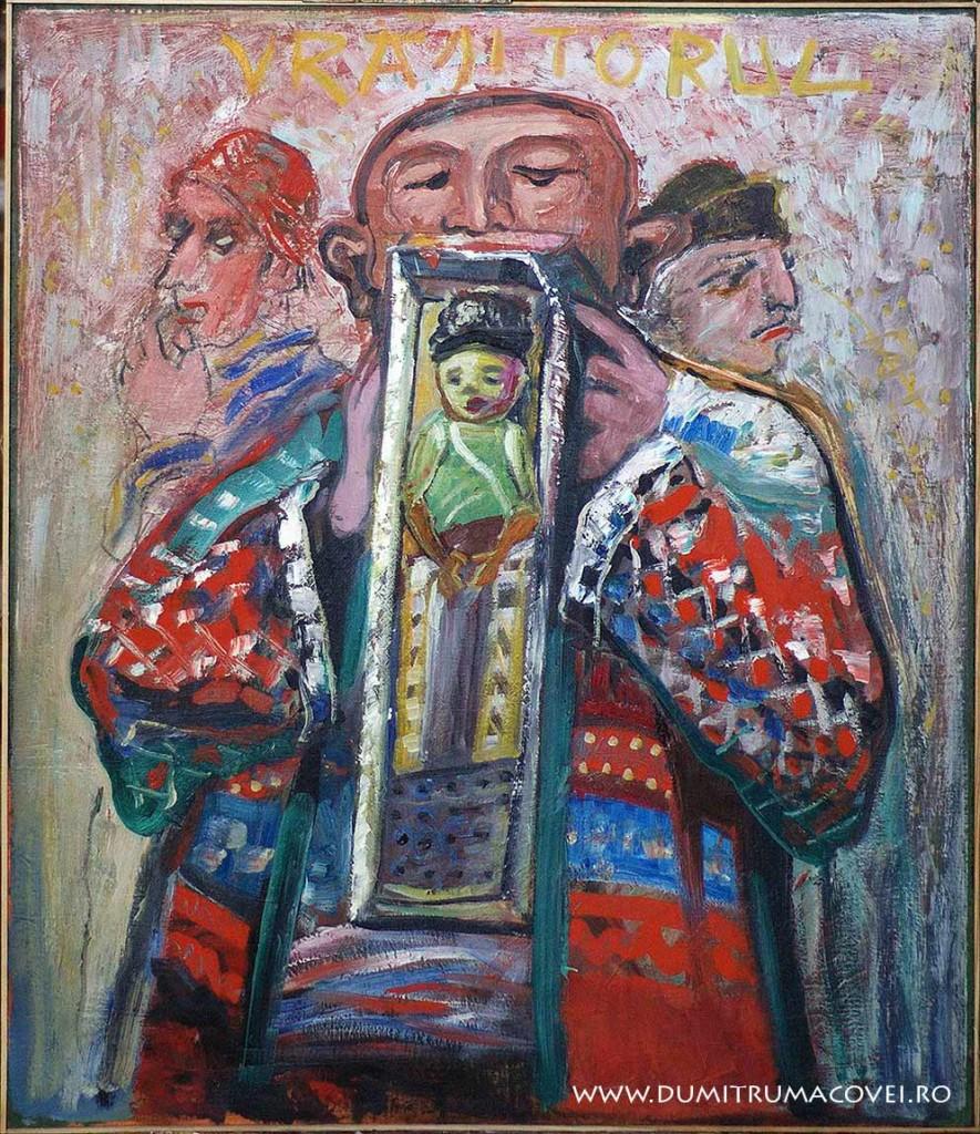 pictor Dumitru Macovei, Vrajitorul