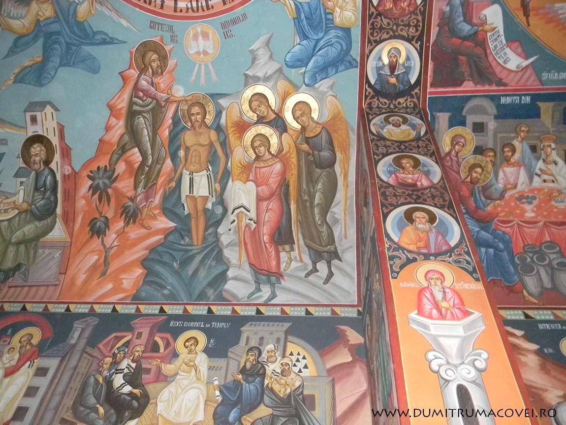 pictor-Dumitru-Macovei,-Biserica-Buda--I