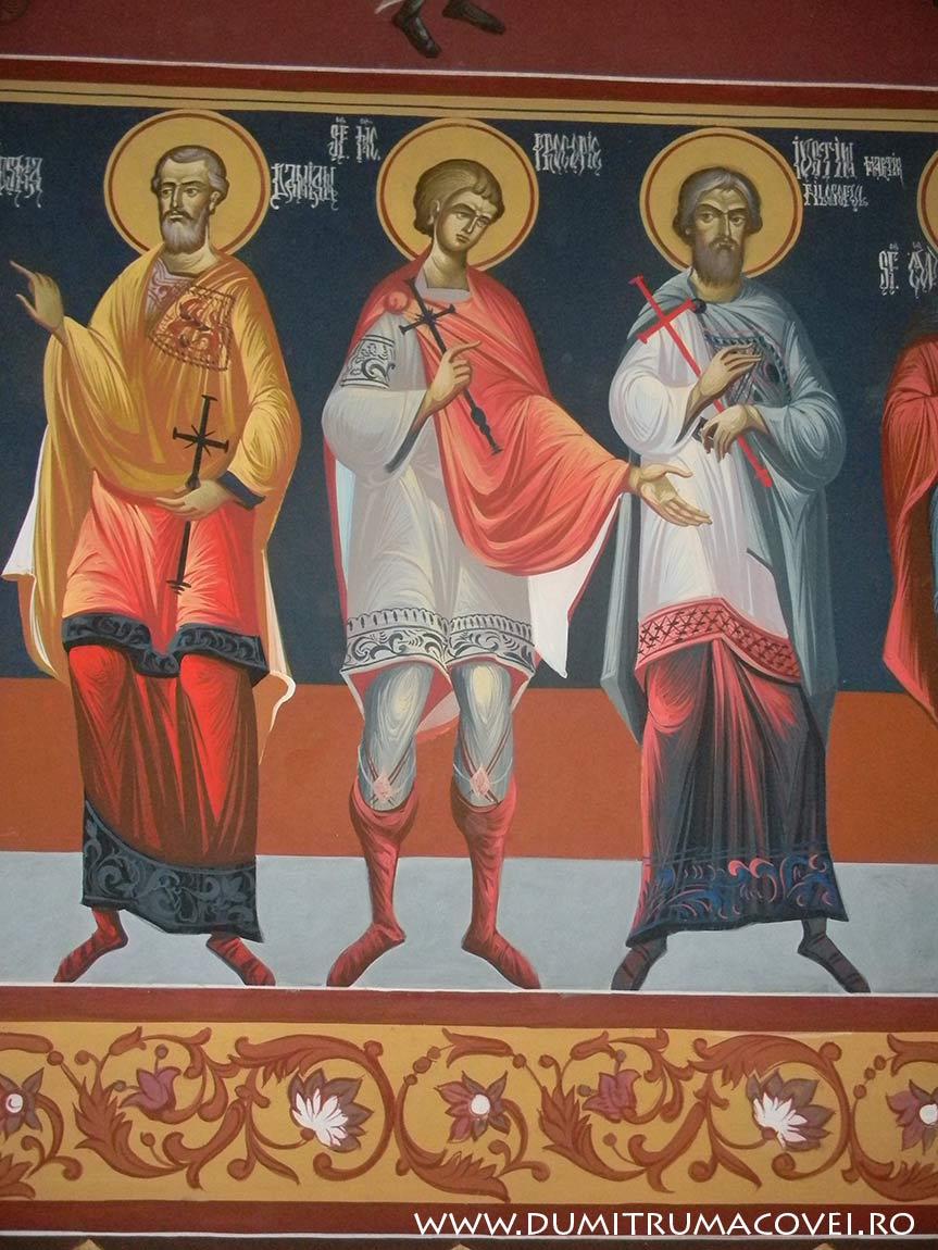 pictor-Dumitru-Macovei,-Biserica-Buda--II