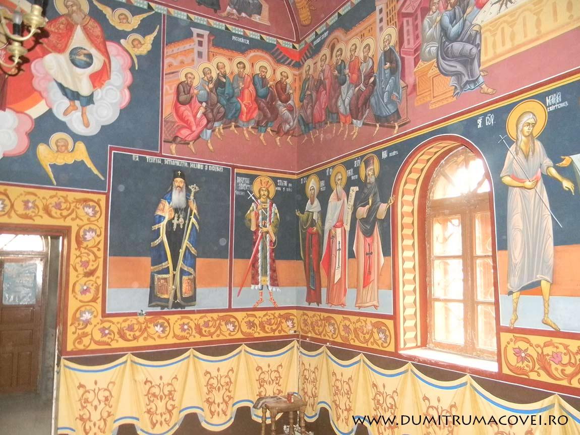 pictor-Dumitru-Macovei,-Biserica-Buda--VIII