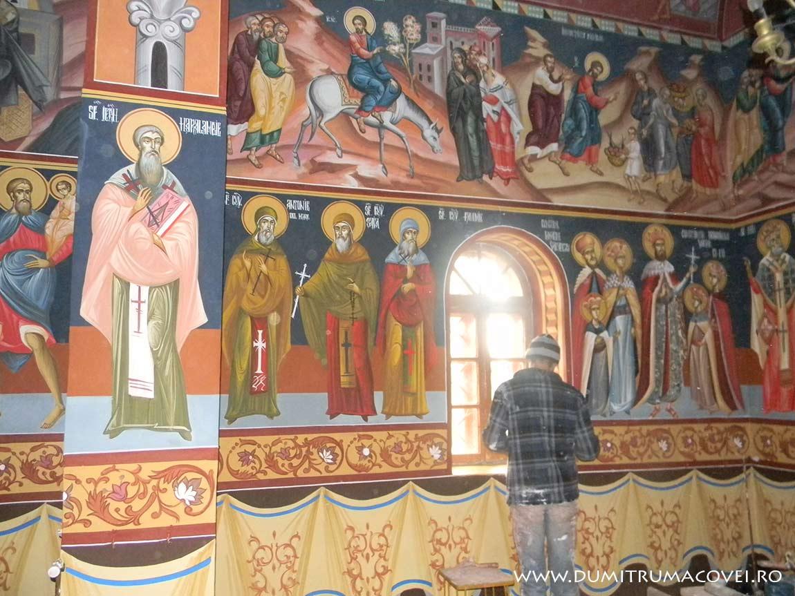 pictor-Dumitru-Macovei,-Biserica-Buda--X