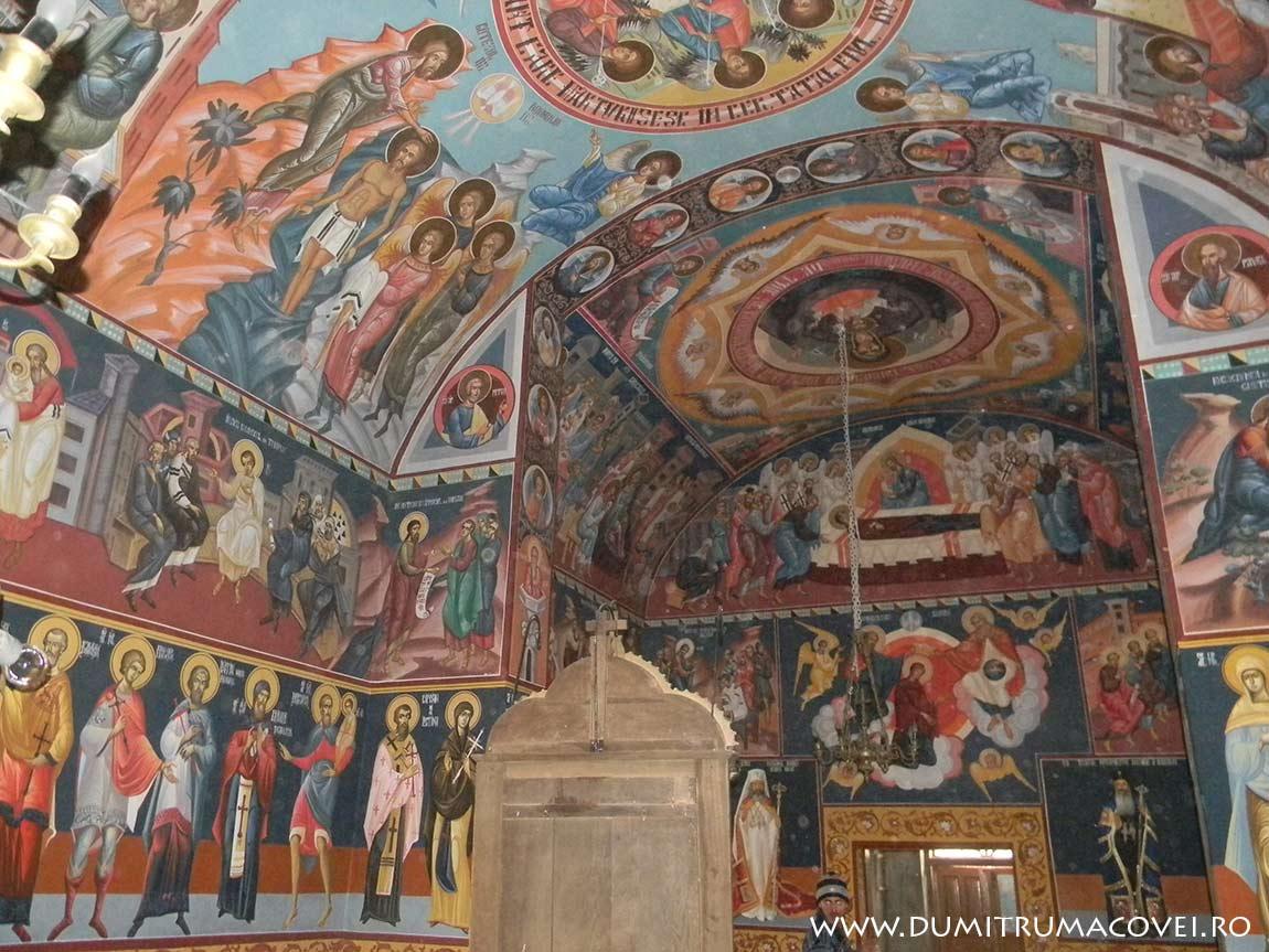 pictor-Dumitru-Macovei,-Biserica-Buda--XVII