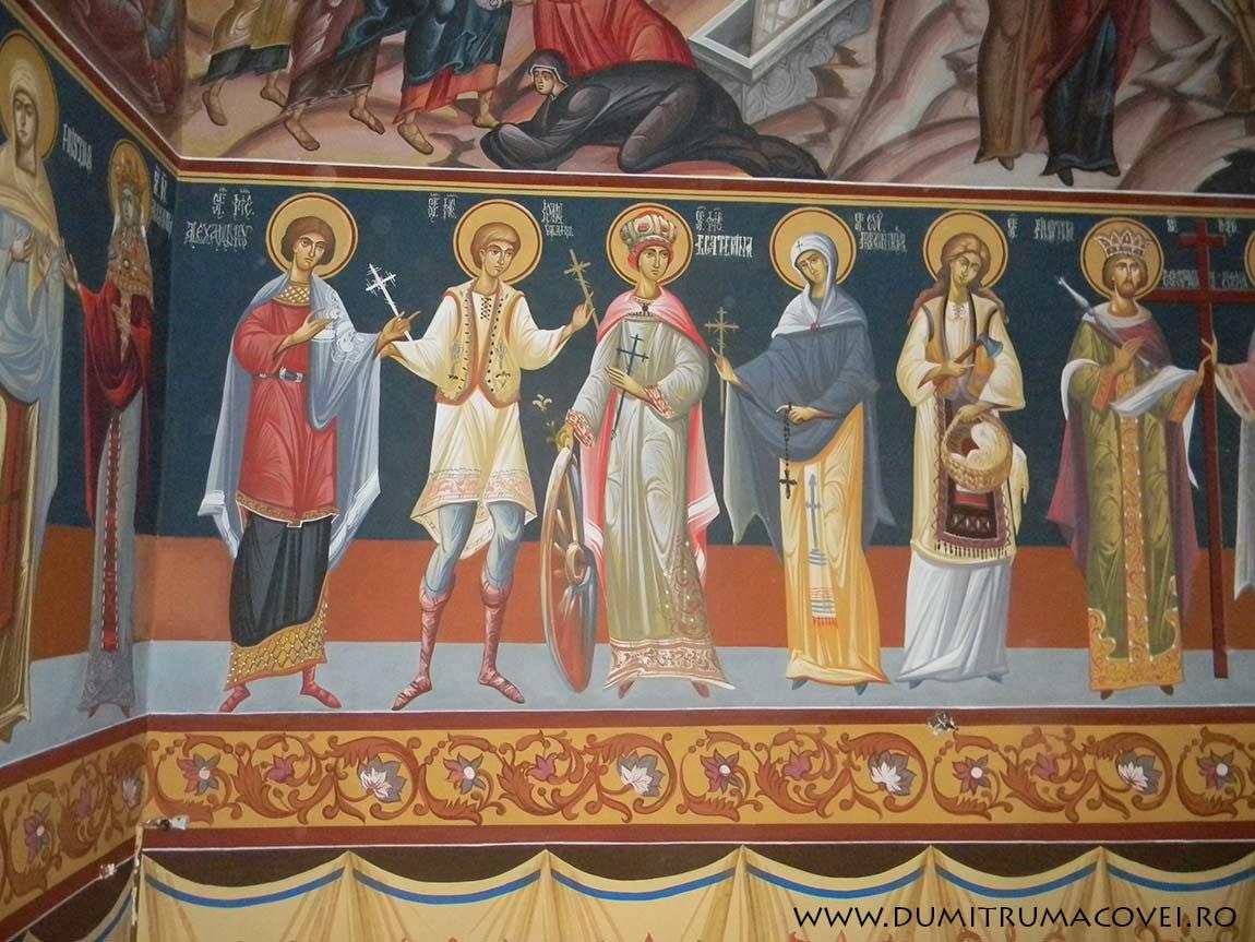 pictor-Dumitru-Macovei,-Biserica-Buda--XVIII