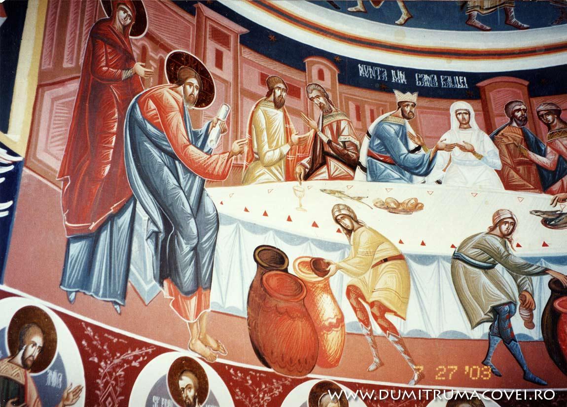 pictor Dumitru Macovei, Biserica Vladiceni III