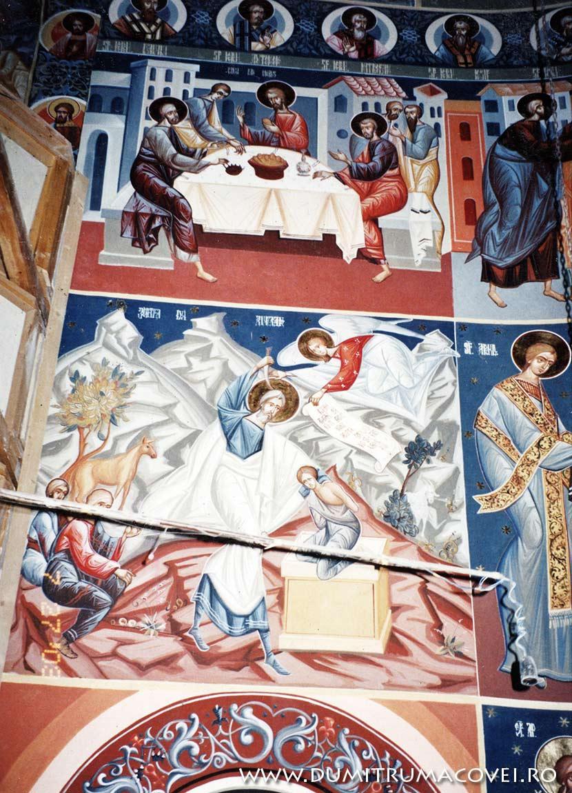 pictor Dumitru Macovei, Biserica Vladiceni VI