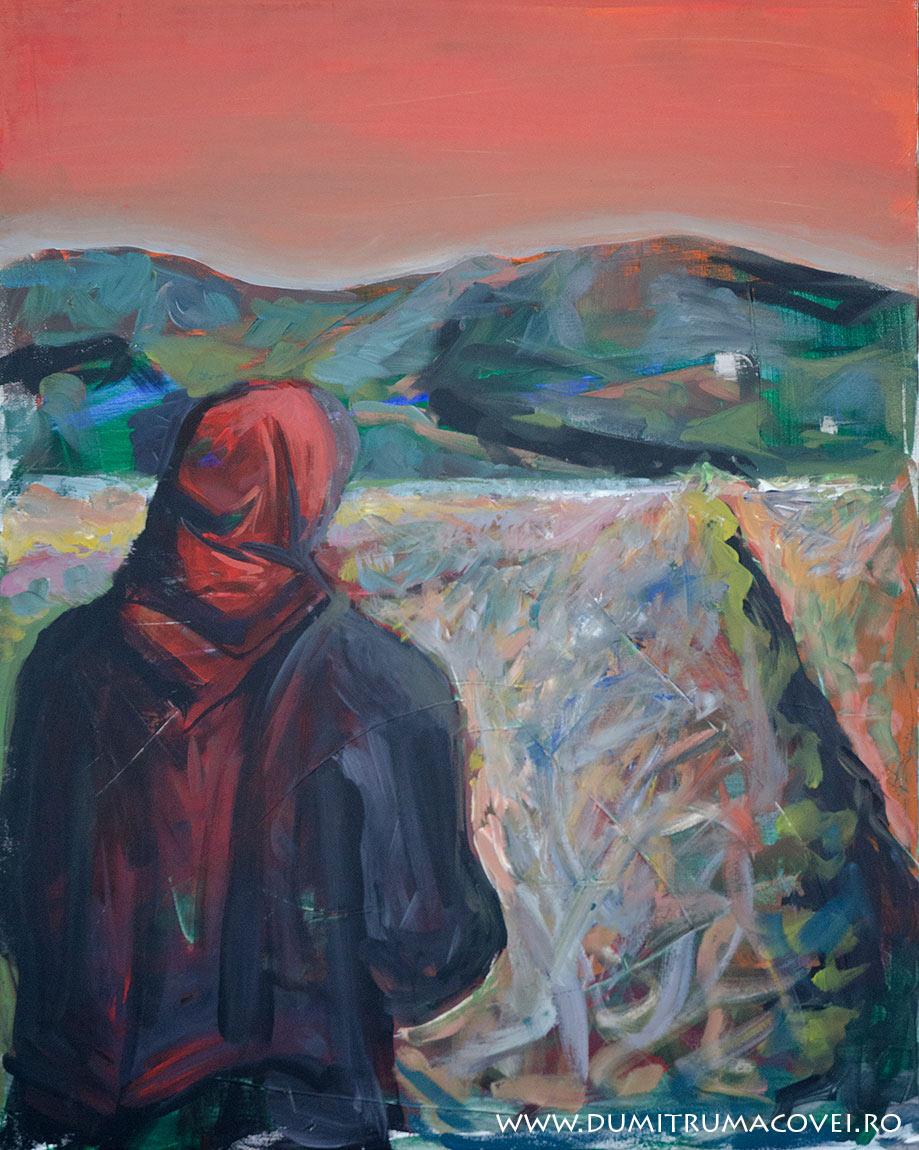 pictor Dumitru Macovei, Intoarcere