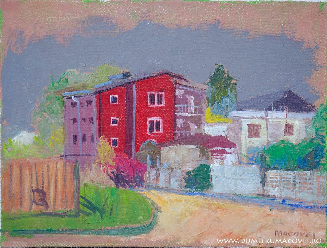 pictor Dumitru Macovei, Strada, Eforie Nord
