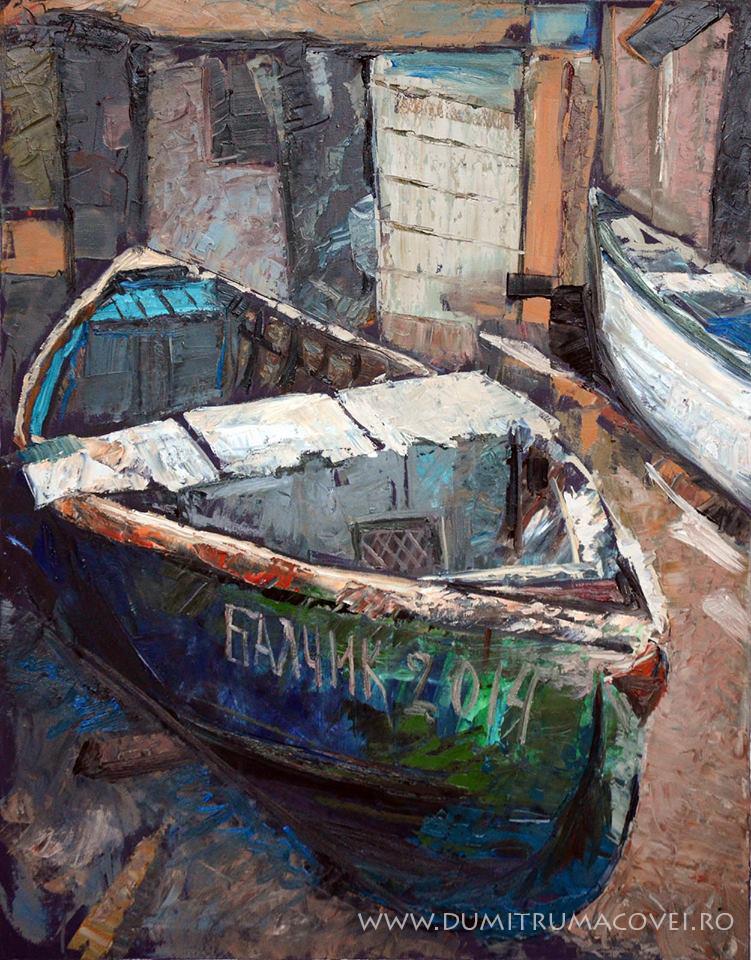pictor Dumitru Macovei, Lotca