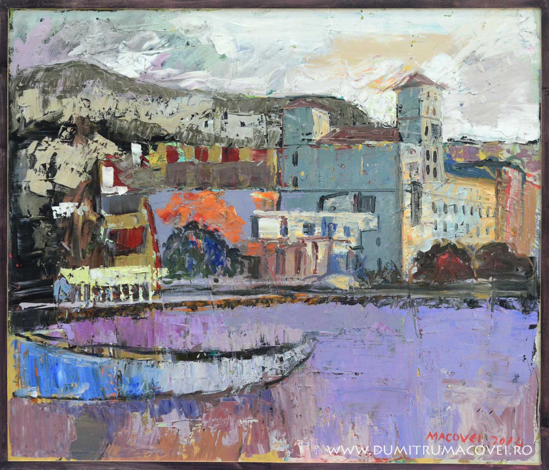pictor Dumitru Macovei