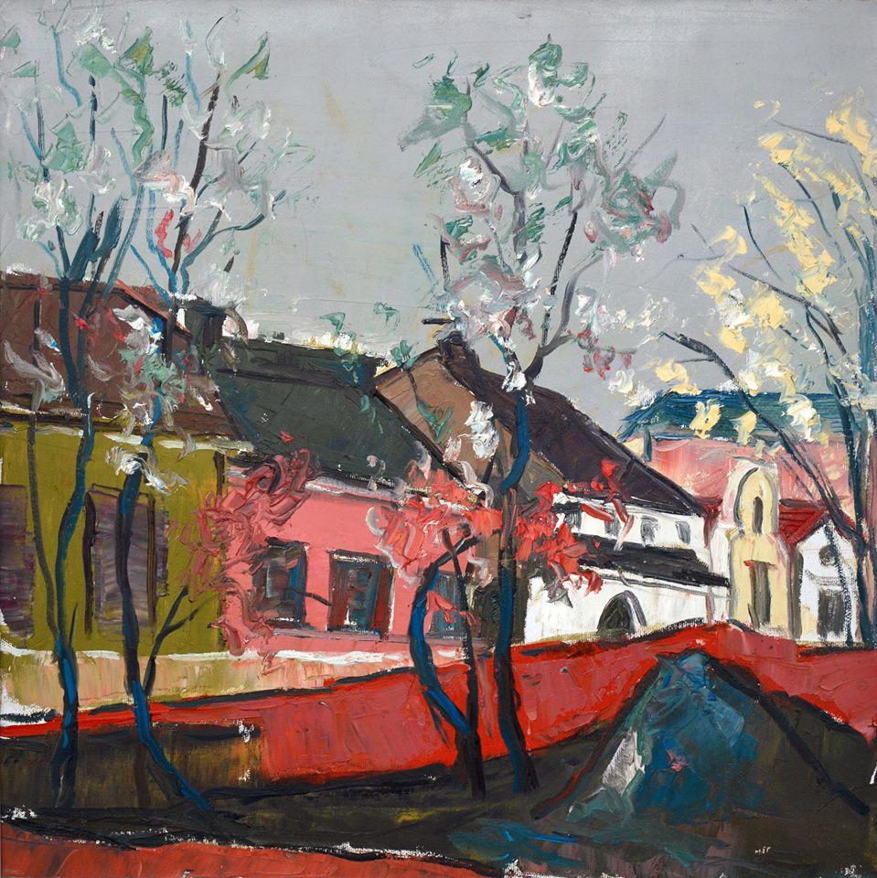 pictor Dumitru Macovei, Strada