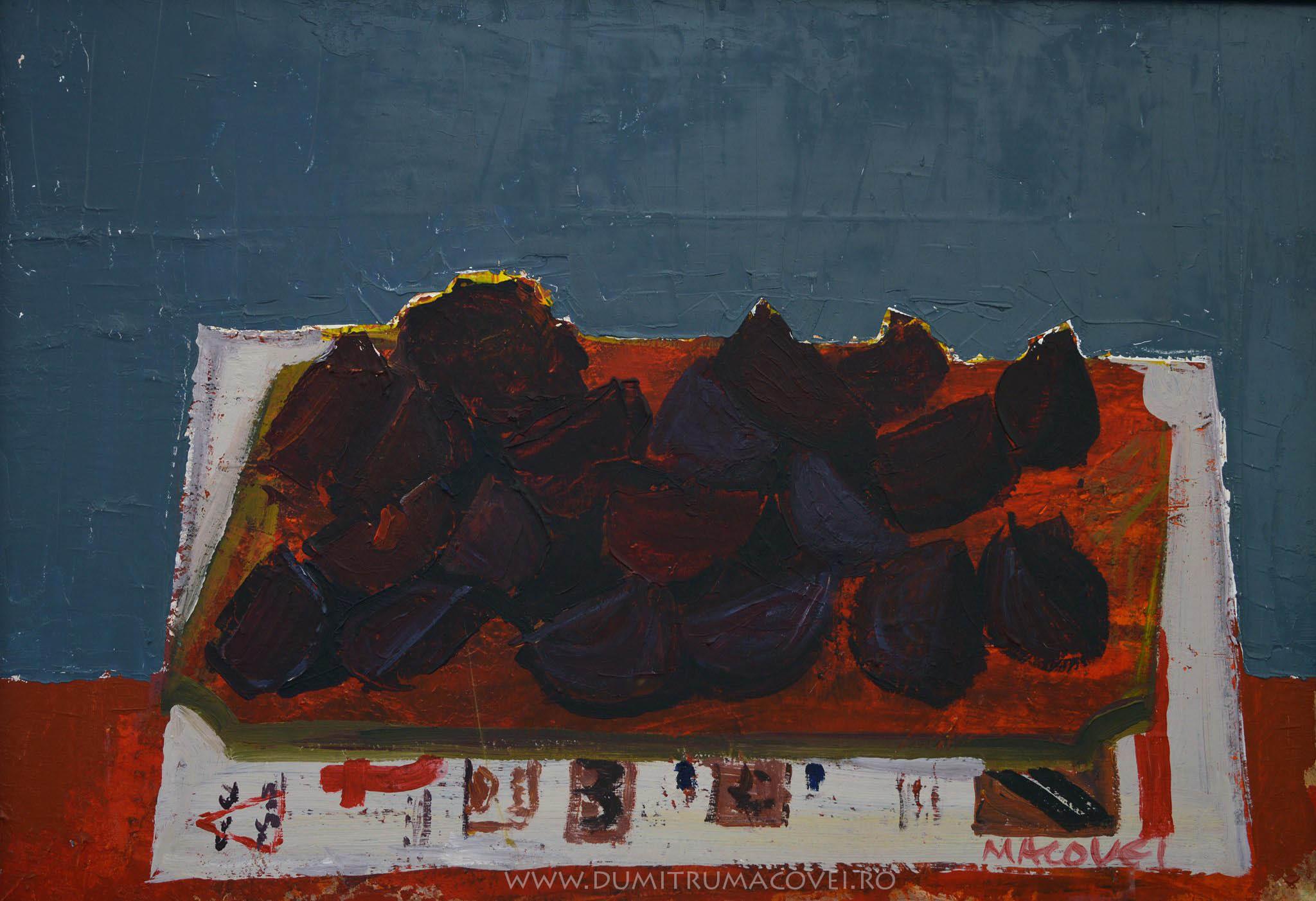pictor Dumitru Macovei, Sfecla Rosie