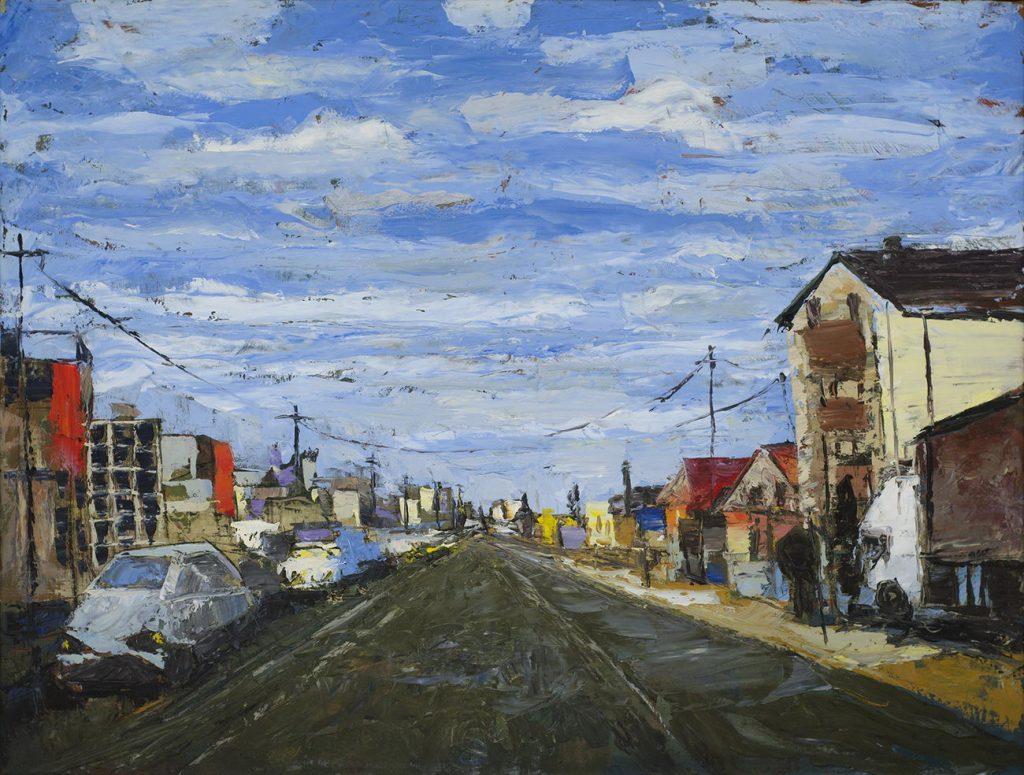 Strada, Moinesti