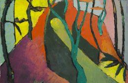 Padurea Conacului (Tescani) II
