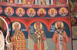 Biserica Inaltarea Domnului, Constanta XIII